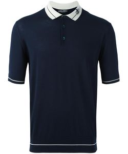 Dolce & Gabbana | Crown Polo Shirt 50 Virgin