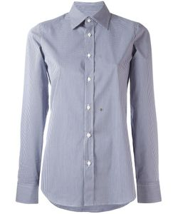 Dsquared2 | Checked Pattern Shirt 42 Cotton/Polyamide/Spandex/Elastane