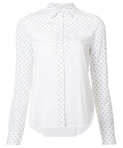 ROSETTA GETTY   Polka Dots Shirt 6 Cotton