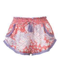 POUPETTE ST BARTH | Lulu Shorts Medium Silk