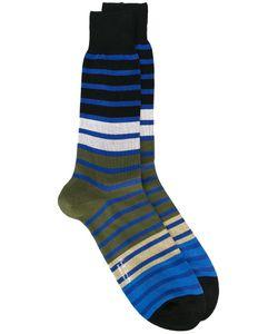 Paul By Paul Smith   Striped Socks Cotton/Polyamide