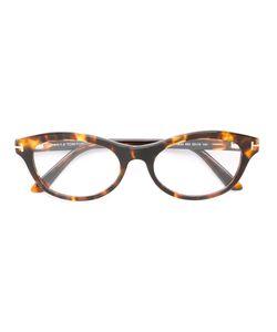 Tom Ford Eyewear | Cat Eye Shaped Glasses Acetate/Metal
