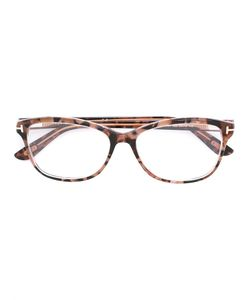 Tom Ford Eyewear | Square Shaped Glasses Acetate