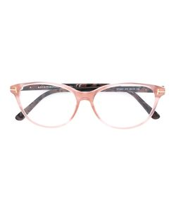Tom Ford Eyewear | Rectangular Shaped Glasses Acetate/Metal