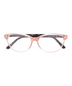 Tom Ford Eyewear | Rectangular Shaped Glasses Acetate/Metal