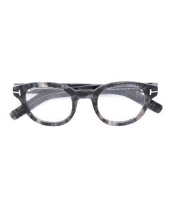 Tom Ford Eyewear | Round Shaped Glasses Acetate/Metal Other