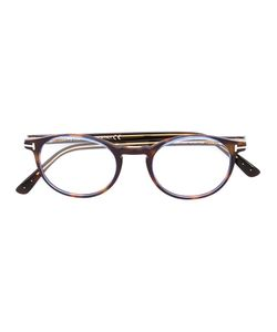 Tom Ford Eyewear | Round Glasses Acetate/Metal Other