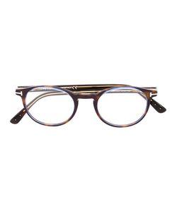 Tom Ford Eyewear | Round Glasses Acetate/Metal Other