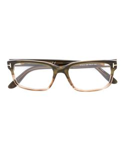 Tom Ford Eyewear | Square Shaped Glasses Acetate/Metal