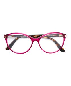 Tom Ford Eyewear | Round Shaped Glasses Acetate