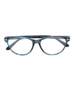 Tom Ford Eyewear | Cat Eye Shaped Glasses Acetate/Metal