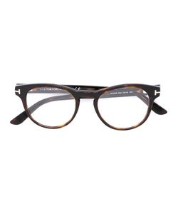 Tom Ford Eyewear | Soft Square Glasses Acetate/Metal