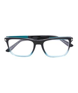 Tom Ford Eyewear | Soft Square Frame Glasses Acetate/Metal Other
