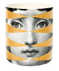 Fornasetti Profumi   Face Print Candle