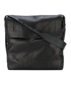 Rick Owens   Oversized Shoulder Bag Calf Leather