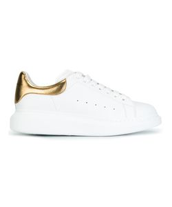 Alexander McQueen | Extended Sole Sneakers 43.5 Calf Leather/Leather/Rubber