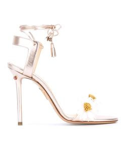 Charlotte Olympia | Salsa 110 Sandals 38 Leather/Plastic