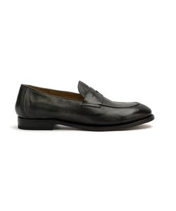 Silvano Sassetti | Classic Loafers 6 Calf Leather/Leather/Rubber