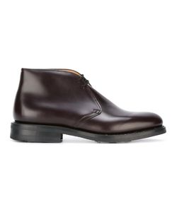 Church'S | Lace Up Boots 6 Leather/Rubber