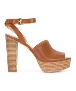 Michael Michael Kors | Trina Platform Sandals 6 Calf