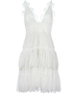 Maria Lucia Hohan | Dian Dress 36 Silk/Nylon/Spandex/Elastane/Polyamide