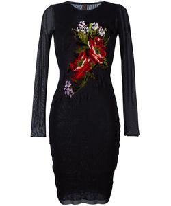 JEAN PAUL GAULTIER VINTAGE | Embroidered Dress Xs