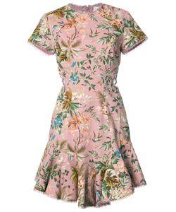 Zimmermann | Cap Sleeve Dress 1 Cotton/Linen/Flax