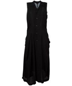 Comme Des Garcons | Comme Des Garçons Vintage Long Frayed Edge Dress Medium