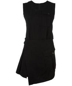 Comme Des Garcons | Comme Des Garçons Vintage Short Asymmetric Dress Small