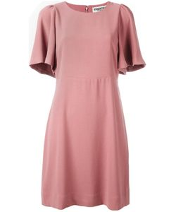 Essentiel Antwerp | Flared Sleeve Dress 38 Polyester/Viscose