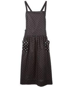 Comme Des Garcons | Comme Des Garçons Vintage Polka Dot Apron Dress Medium