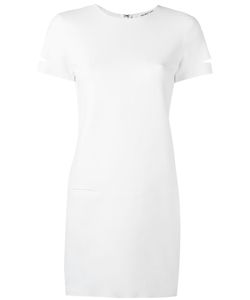 Helmut Lang | Slit Sleeves T-Shirt Dress Small Polyimide/Spandex/Elastane