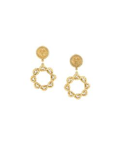 Sonia Rykiel Vintage | Pendant Clip-On Earrings