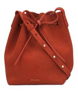 MANSUR GAVRIEL   Mini Bucket Bag Suede