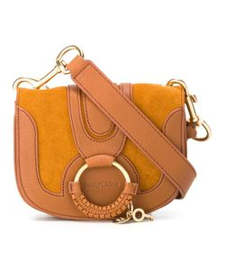See By Chloe | See By Chloé Hana Crossbody Bag Goat Skin/Leather/Cotton