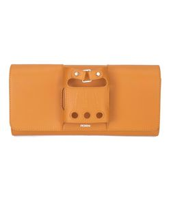 PERRIN PARIS | Glove Clutch Leather