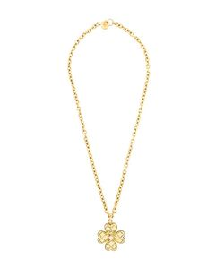 Sonia Rykiel Vintage | Lucky Clove Pendant Long Necklace