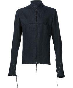 MA+ | Raw Edge Jacket 50 Linen/Flax/Cotton