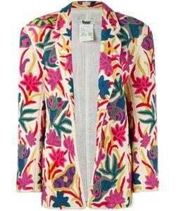 KANSAI YAMAMOTO VINTAGE | Embroidered Jacket Large