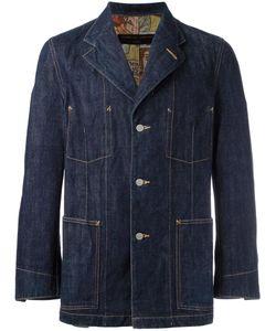 Comme Des Garcons | Comme Des Garçons Vintage Inside Out Style Jeans Jacket