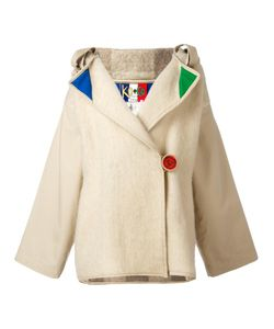 Jc De Castelbajac Ko & Co Vintage | Decorative Hooded Jacket