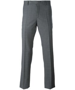Maison Margiela | Poplin Plaid Trousers 54 Virgin Wool/Viscose/Cotton
