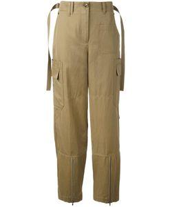Helmut Lang | Cargo Trousers 2 Cotton/Linen/Flax