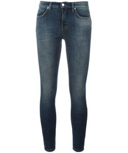 Victoria, Victoria Beckham | Victoria Victoria Beckham Super Skinny Jeans 28 Cotton/Polyester/Spandex/Elastane