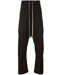 Rick Owens | Dropped Crotch Trousers 50 Cotton