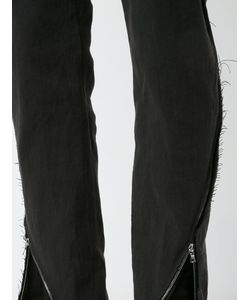 MA+ | Side-Zip Trousers 50 Cotton/Paper