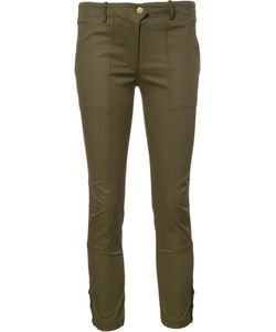 Veronica Beard | Cargo Cropped Trousers 2 Cotton/Spandex/Elastane/Lyocell