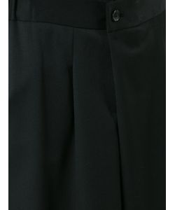 Y'S   Cropped Trousers 2 Wool