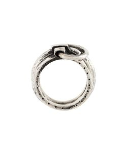 HENSON | Carved Linked Ring Set Adult Unisex 59