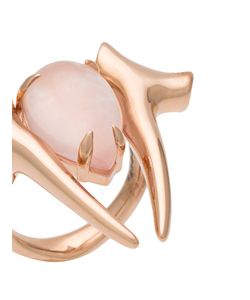 SHAUN LEANE | Stone Embellished Ring Medium